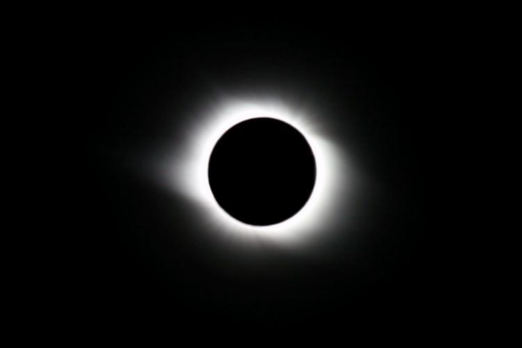 Teton Eclipse solar blindness symptoms and treatment